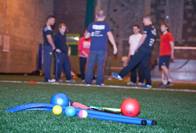 Empowering Coaching for Doorstep Sport
