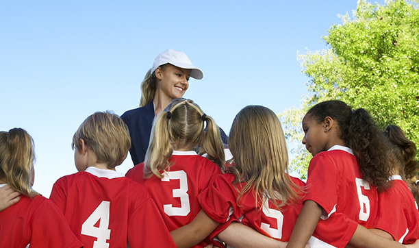 sports coach qualifications