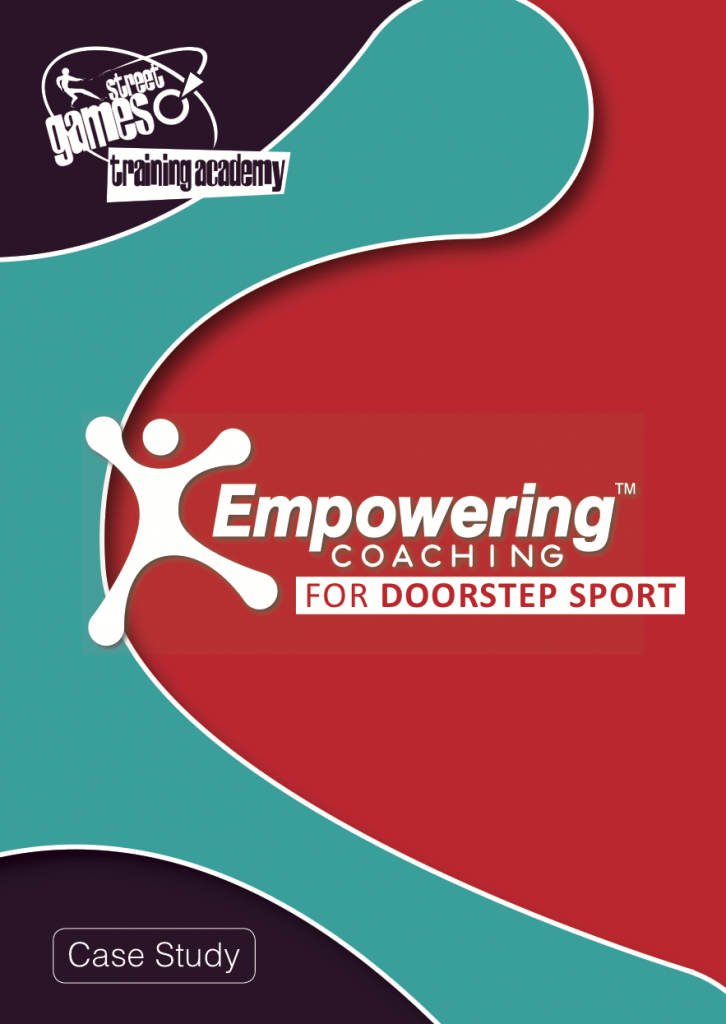 Empowering Coaching for Doorstep Sport